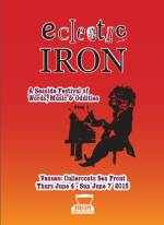 Eclectic IRON, a Seaside Festival of Words, Music & Oddities