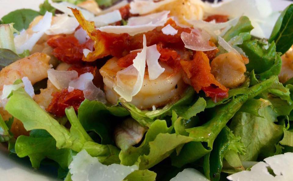 Iron Rabbit salad
