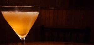 Iron Rabbit gin blossom craft cocktail