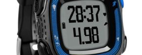 Review : Garmin Forerunner 15