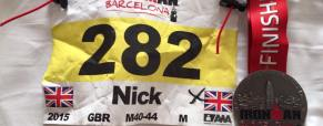 Ironman Barcelona 2015 – Race Report