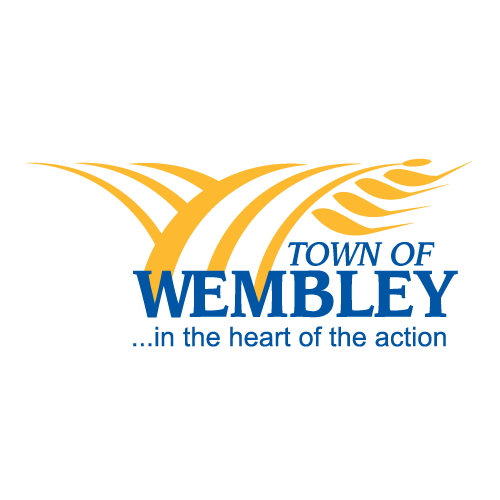 Logo Design - Town of Wembley, AB
