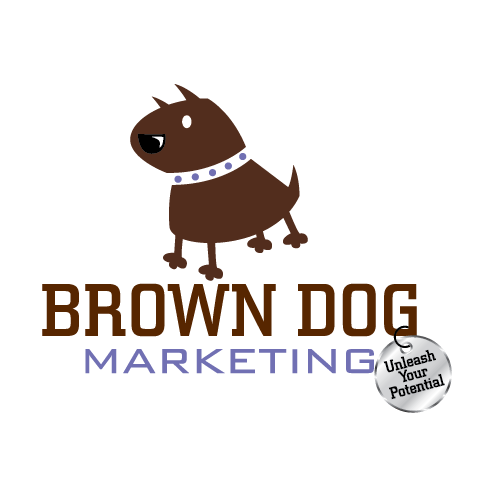 Logo Design - Brown Dog Marketing