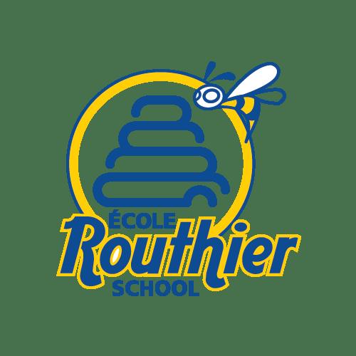 Logo Design - Ecole Routhier School