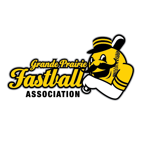 Logo Design - Grande Prairie Fastball Association