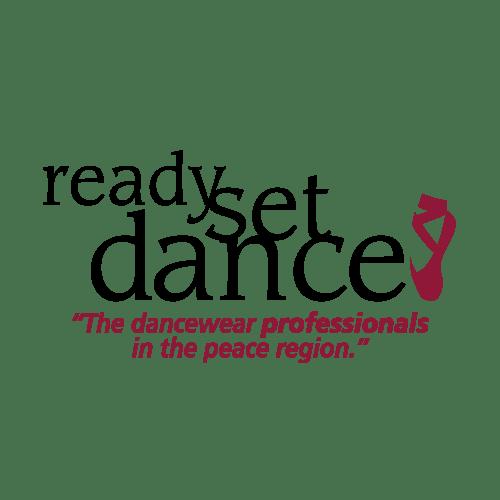 Logo Design - Ready Set Dance