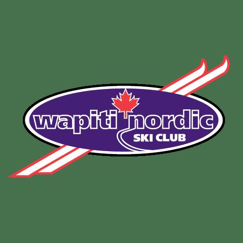 Logo Design - Wapiti Nordic Ski Club