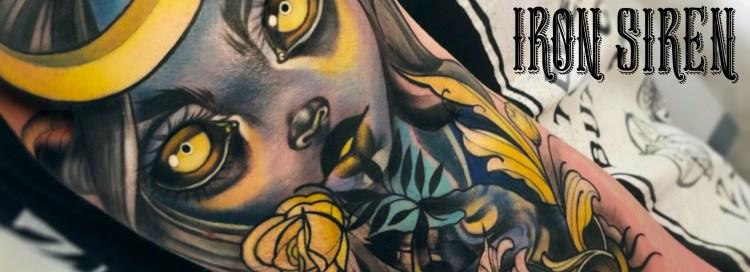 Best Watercolor Tattoo Artist