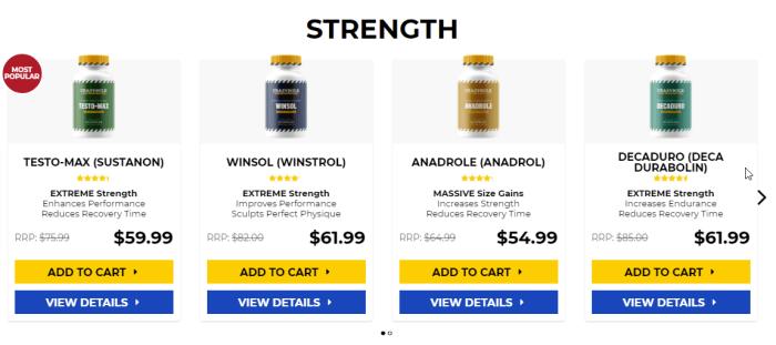 Bodybuilding steroids deca