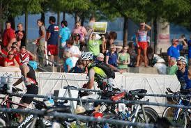 triathlon bike transition