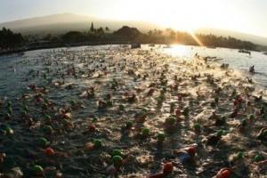 Fearing the Ironman swim