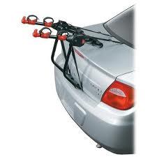 car bike rack tips  -rear mounted bike rack