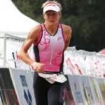Pro triathlete Melissa Rollison