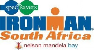 logo for ironman south africa