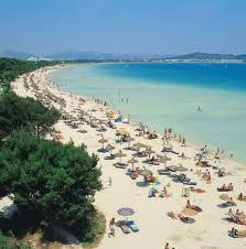 Ironman 70.3 Mallorca swim venue-
