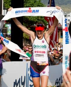 Pro triathletes on the road to Kona-ironman Hawaii 2012