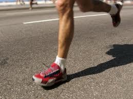 Age-group triathletes and marathoners heart-rate monitor training