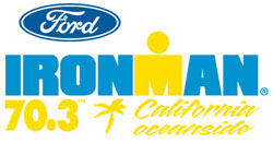 ironstruck.com- offical ironman 70.3 california 2015 logo
