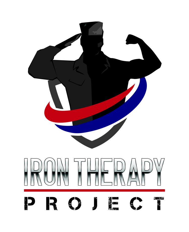 iron therapy project logo
