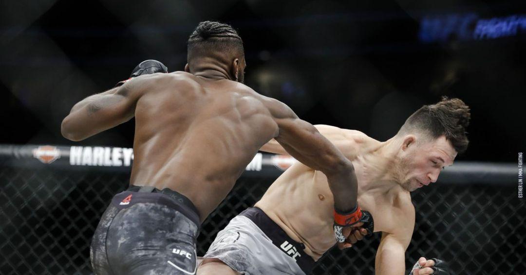 Iron Tiger Champion Devonte Smith Steals The Show At UFC Fight Night 139