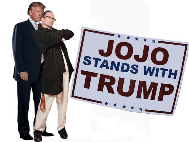 JoJo Camp Donald Trump