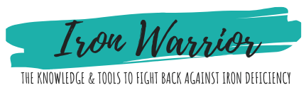 Krystal Moore – Iron Warrior