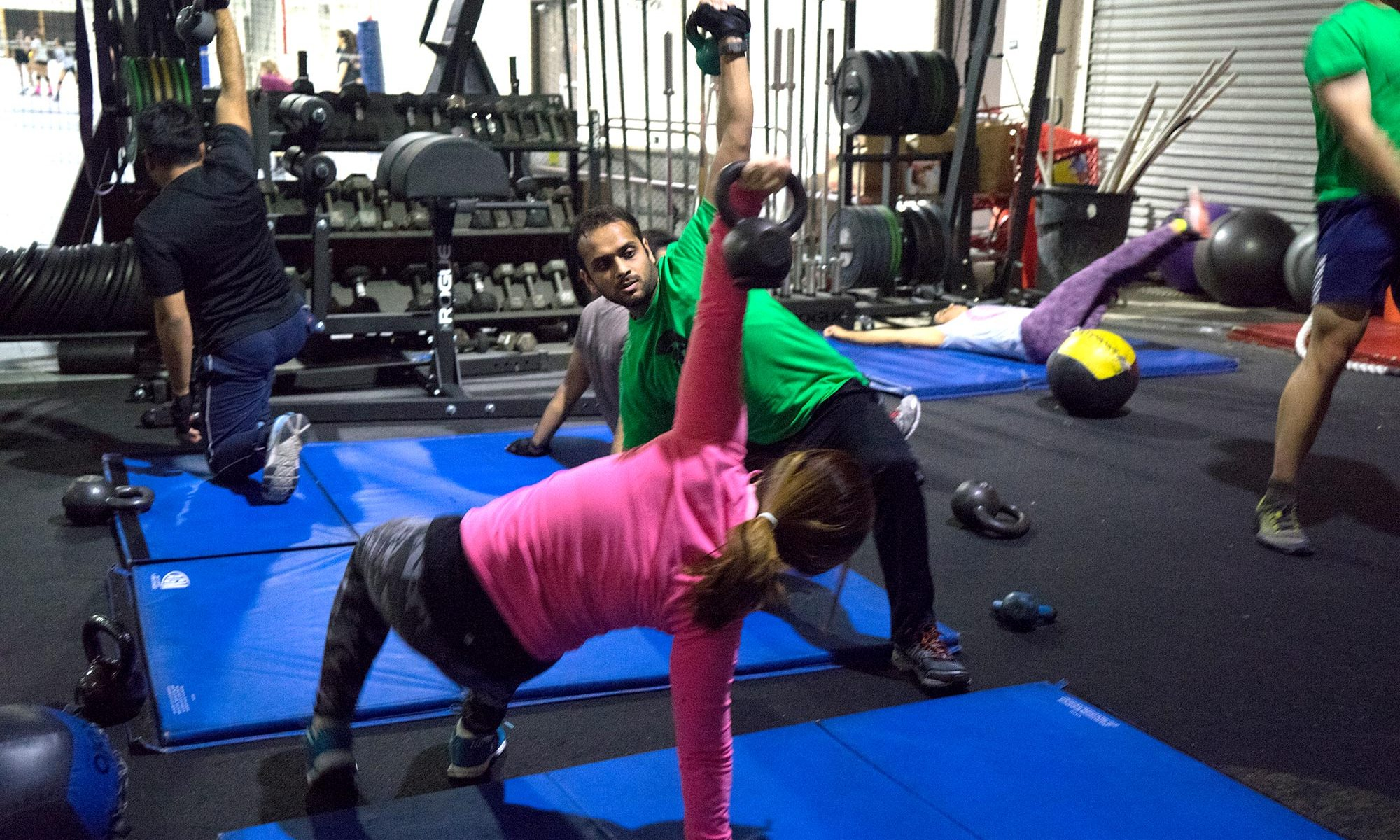 Ironwill Bootcamp Fitness - Weight loss & Strength Training