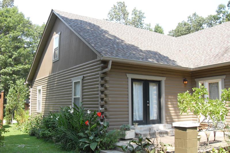 Ironwood Log Home Restoration & Finishing