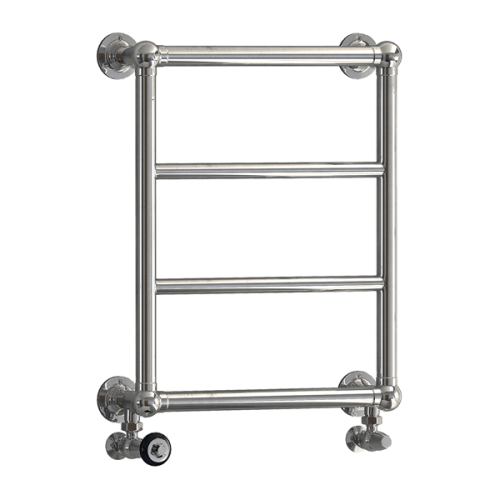 Ironworks Radiators Inc. Elara towel warmer radiators