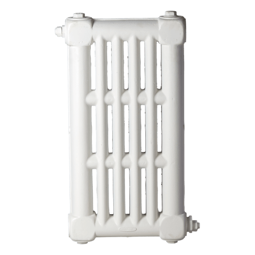 Ironworks Radiators Inc. wall hung, cast iron radiator