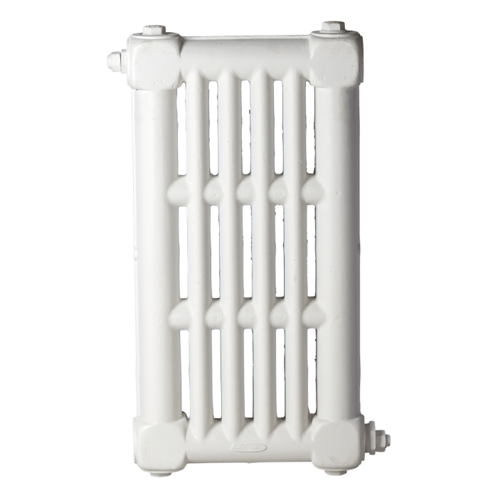 Ironworks Radiators Inc. wall hung, cast iron radiator