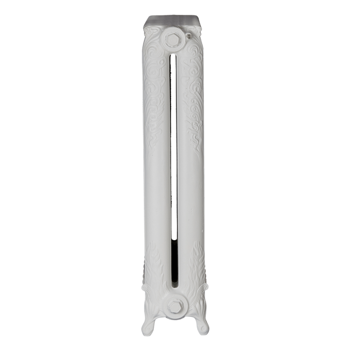 Ironworks Radiators Inc. roll top, decorative radiator