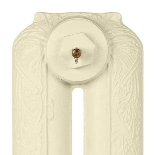 Ironworks Radiators Inc. antique white paint finish