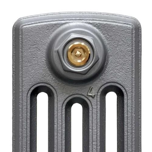 Ironworks Radiators Inc. iron grey paint finish