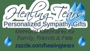 Healing Tears Sympathy Gifts