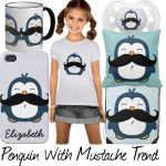 Mustache Penguin Products