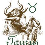 Zodiac Taurus Sign Merchandise