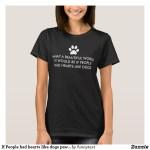 Hearts Like Dogs Shirts