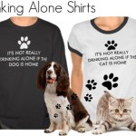 Not Drinking Alone Dog / Cat Shirts