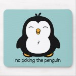 No Poking The Penguin Products