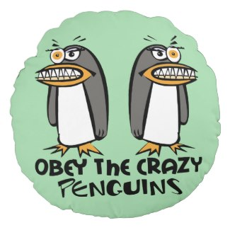 Obey The Crazy Penguins Products