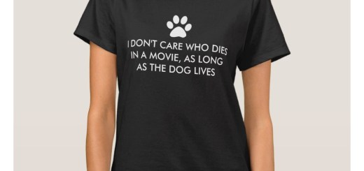 Dogs in Movies Shirts