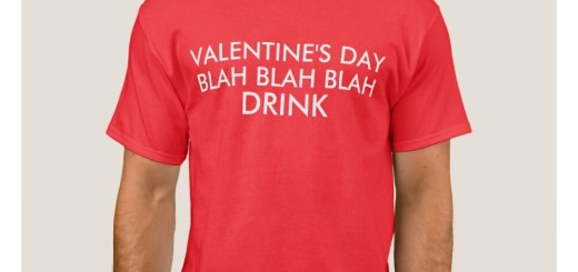 Valentine's Day Funny T-Shirts and Shirts