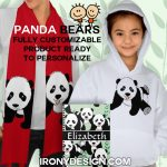 Panda Bears Gift Products