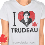 I Heart Trudeau Gifts Products