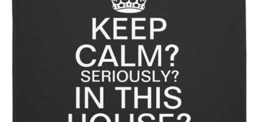 Keep Calm Doormats