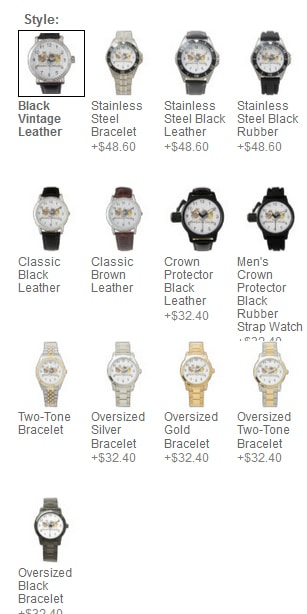 customwatchesformen