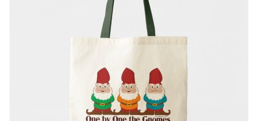 One by One The Gnomes Merchandise