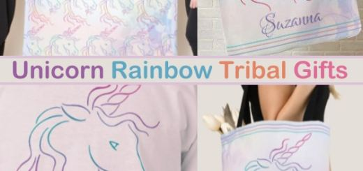 Unicorn Rainbow Tribal Gifts Products