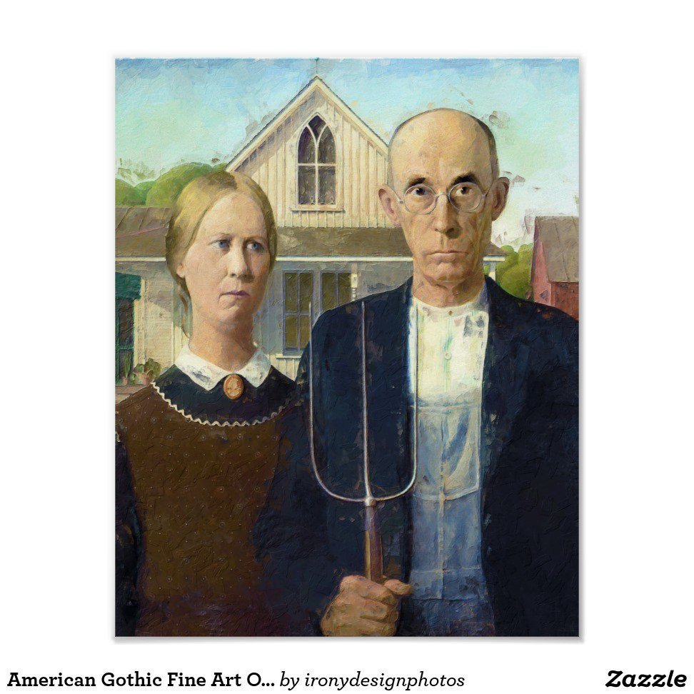 American Gothic Gifts | Products